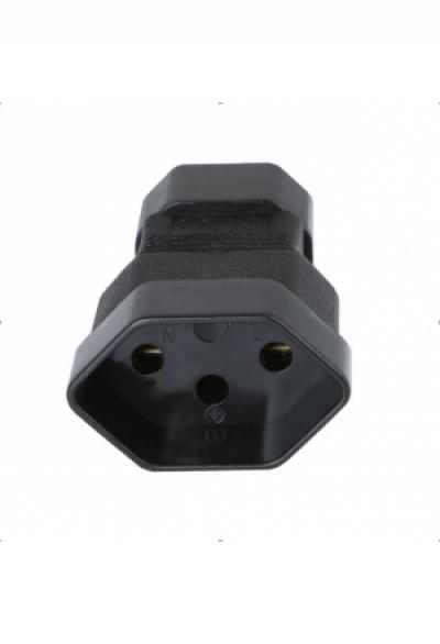 IEC320 (C14) auf T13