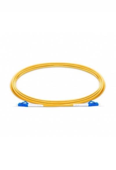 LC UPC / LC UPC Stecker, simplex PVC