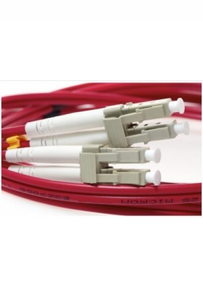 LC / LC Duplex Multimode 62.5/125, Fib..