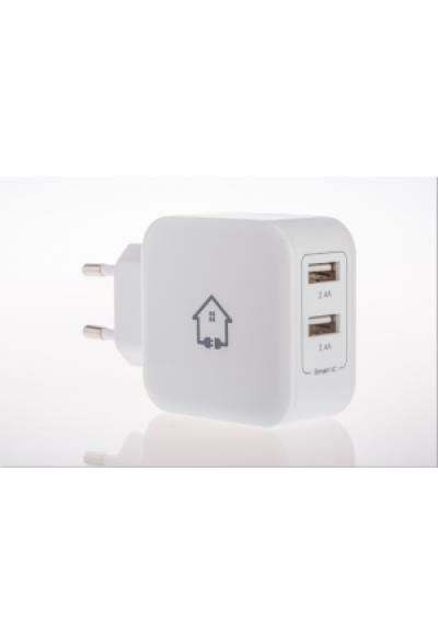 kabelhuus® 24W Dual USB Smart Ladegerät YOLI®