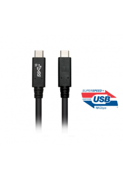 USB-C Kabel 5A/100W E-Mark Gen2 10Gb