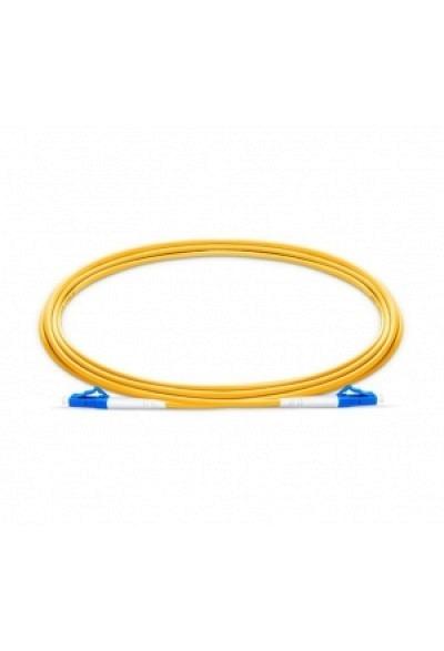 Glasfaserkabel LC UPC / LC UPC Stecker, simplex